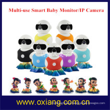 Tow-way Audio Digital Wireless Baby Monitor with IR Light