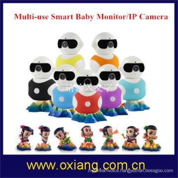 Tow-way Audio Digital Wireless Baby Monitor with IR Light