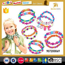 Novo item miúdos diy bead kits