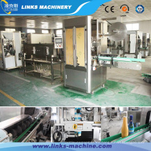Máquina de etiquetas de manga de PVC para la venta en China