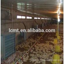 Silo d'alimentation de poulet pour la volaille