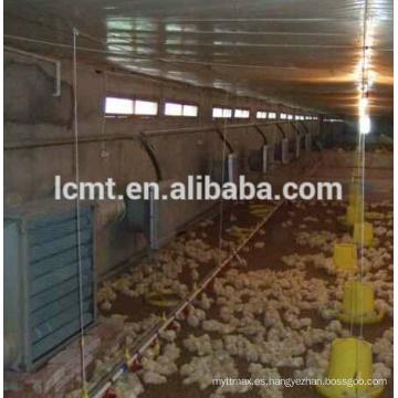 Silo de alimentación de pollo para la casa de aves de corral