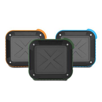 Mãos livres mini orador portátil sem fio para carro