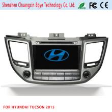 2 DIN Integrative coche DVD / GPS para Hyundai Tucson 2015