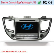 2 DIN Integrative Car DVD/GPS for Hyundai Tucson 2015
