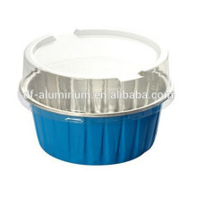 aluminum foil coated baking cup manufacture