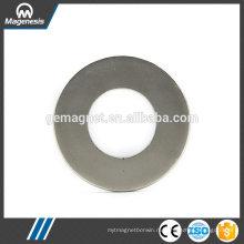 Оптовая продажа дешевые продвижение персонализированные магниты неодимия ndfeb кольца