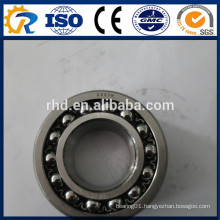 double row self aligning ball bearing 2207 2207k for car electric motor bearing