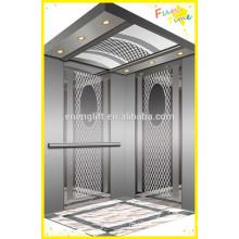 630kg-1500kg емкость дешевый пассажирский лифт