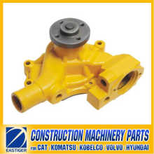 6204-61-1104 Bomba de agua S4d95 Komatsu Maquinaria de construcción Piezas de motor