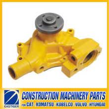6204-61-1104 Bomba de água S4d95 Komatsu Construction Machinery Peças de motor
