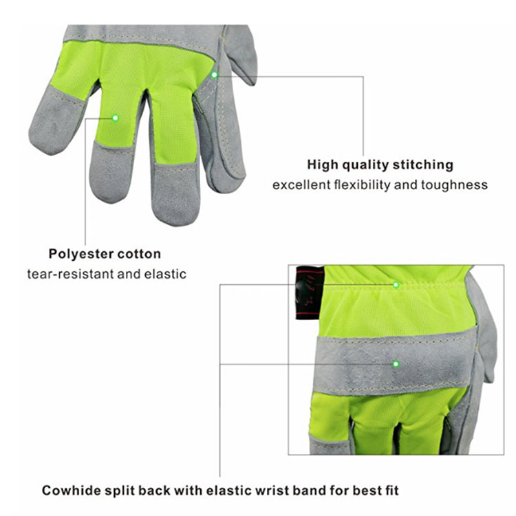 Polyester Cotton Inside Gloves