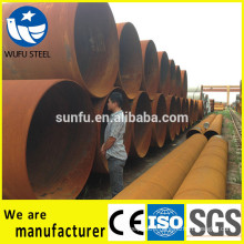 ASTM A252 Grade 2, Grade 3 LSAW / SSAW steel pipe pile