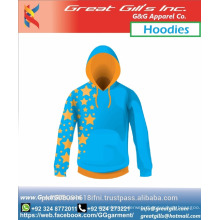 Cool Sublimation design for hoodie and sweatshirts custom made for sale