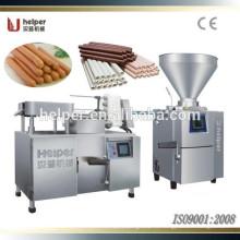 Автоматическая линия по производству колбасных изделий для хот-догов