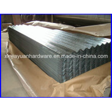 SGCC/Sgch Galvanised Corrugated Steel Roofing Sheet