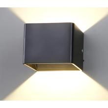 5W luz suave preto LED quarto lâmpada de cabeceira