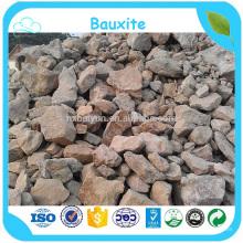 55% Aluminiumoxid 40mm Max Bauxit Käufer