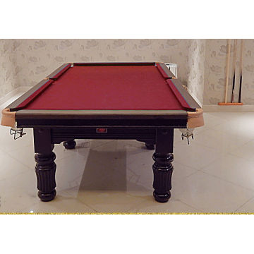 Manufacturés en haute qualité chaud vendre utilisé une table de billard à vendre