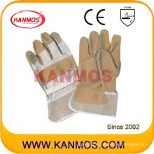 """11 """"Коричневый Свинья Сплит Промышленные рабочие перчатки безопасности (21006)"""