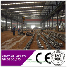 Offshore Mooring AM1/AM2/AM3 Marine Chain Stud anchor chain/studless anchor chain
