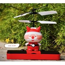 2014 ЛЕТАЮЩИХ ПРОСТРАНСТВА ЧЕЛОВЕК! Рука датчик & пульт дистанционного управления инфракрасный вызывая Flying Spaceman Flying робот RC игрушки хобби