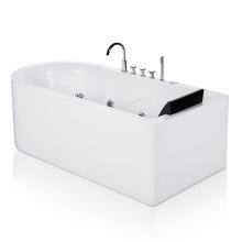 Baño de hidromasaje de lujo con baño de acrílico SPA
