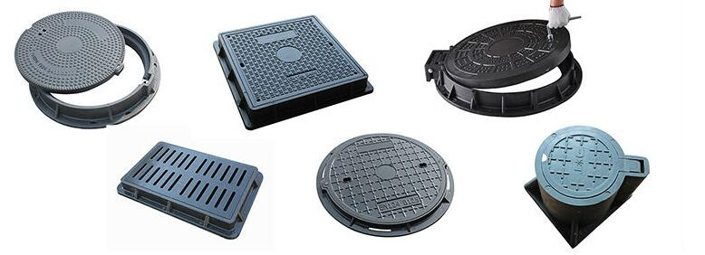 petrol station composite manhole cover the rain perforated strainer with low price