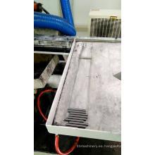 Máquinas de carburo de tungsteno de la máquina que cortan el molino de extremo de la esquina interior