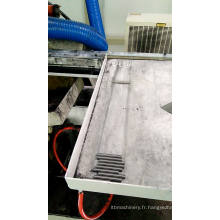 Outils de carbure de tungstène de machine coupant la fraise en bout d'angle intérieur