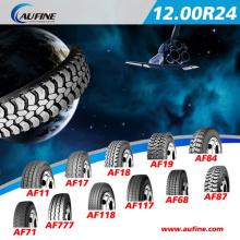 Neumático radial del carro, neumático del carro de Gcc (12.00R24)