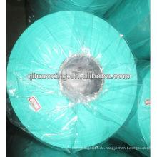 LLDPE schwarz / weiß / grün Silage Wrap Film