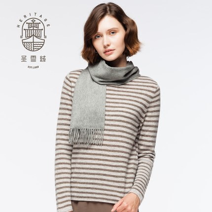 Effen Pure Cashmere Sjaal
