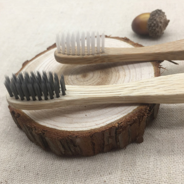 Wooden Bamboo Toothbrush Environmental Protection