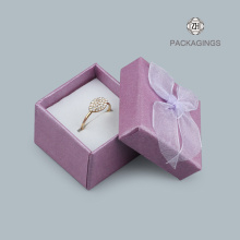 Purple+custom+jewelry+packaging+box+custom+logo