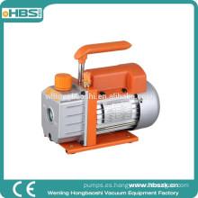 Herramientas de HVAC de bomba de vacío profunda de paleta giratoria de 1/4 HP 2.5 CFM para refrigerante AC R410A