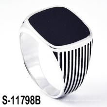 Fábrica al por mayor 925 anillo de plata esterlina para hombre