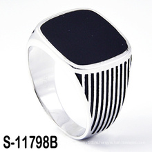 Фабрика Оптовая стерлингового серебра 925 кольца для человека