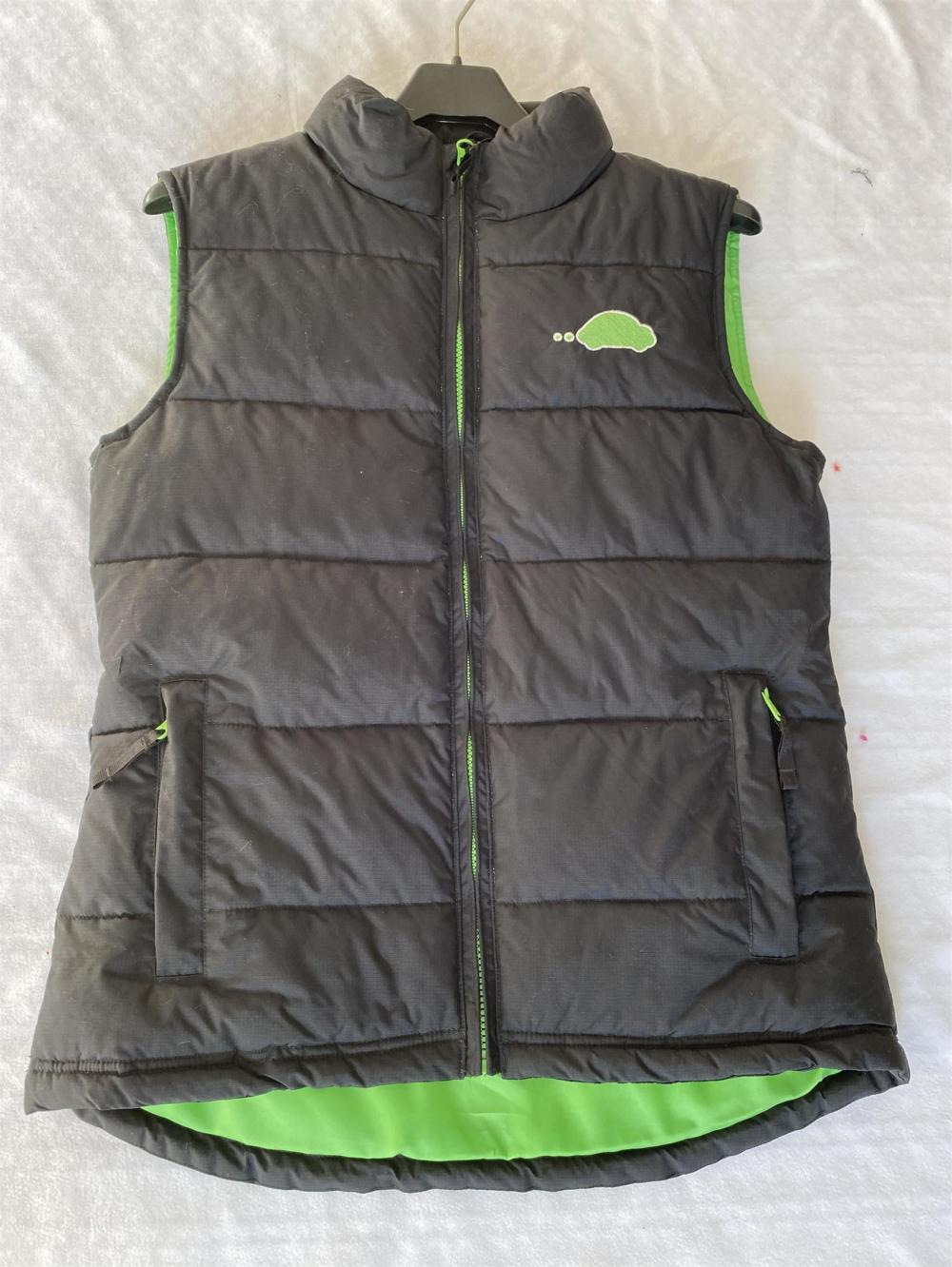 Pu Coating Body Warmer With Padding