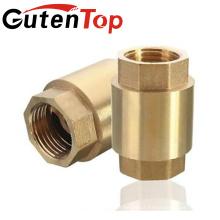 Válvula de bronze de 1/2 polegada válvula de bronze válvula de retenção dn15 price