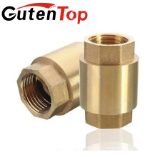 1/2 дюйма латунный клапан пружинный латунный обратный клапан Ду15 цена