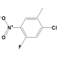 2-chloro-4-fluoro-5-nitrotoluène N ° CAS 112108-73-3