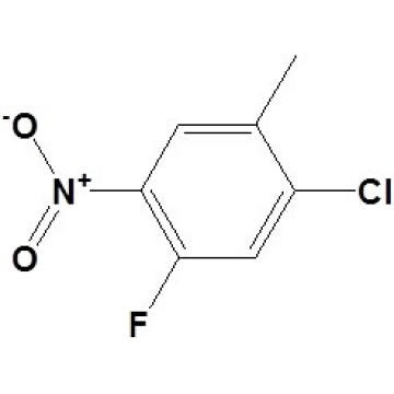 2-Chloro-4-Fluoro-5-Nitrotoluene CAS No. 112108-73-3