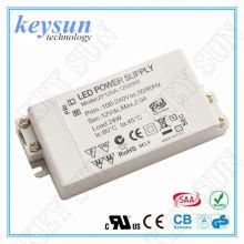 AC-DC 48W 2000mA 24V AC-DC Constant Voltage LED Alimentation avec UL CUL CE