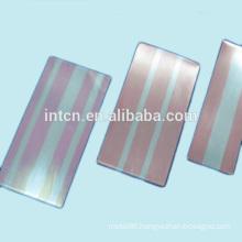 Silver copper bimetal strip RoHS approved