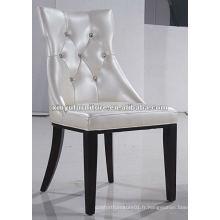 Chaise de salle à manger en bois d'hôtel XYD051