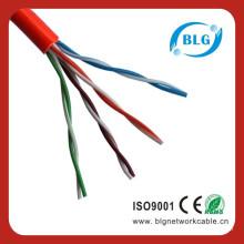 Câble Ethernet Shenzhen BLG CAT5E 305M pour réseau informatique utilisant