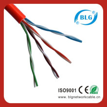Shenzhen Ethernet Cable BLG CAT5E 305M for Computer Network Using