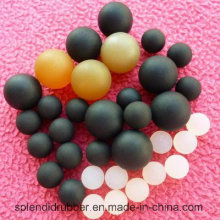 Solid Rubber Balls Applied in Pump and Vacuum Equipment
