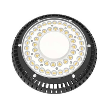 IK10 IP65 Industri E40 E39 150W Driverless UFO LED High Bay Light untuk Gudang